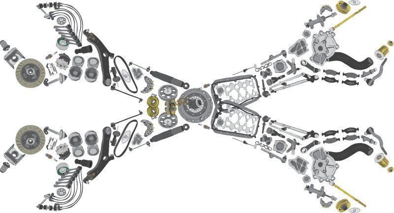 Ersatzteile für alle gängigen Modelle und Hersteller